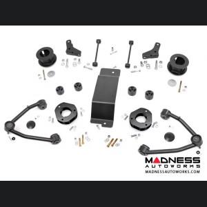 "Chevy Suburban 1500 4WD Suspension Lift Kit - 3.5"" Lift - Steel"